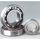 Miniaturkugellager NSK 606 VV / 6 x 17 x 6 mm